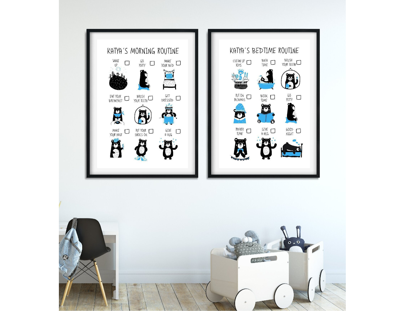 printable Chores for kids