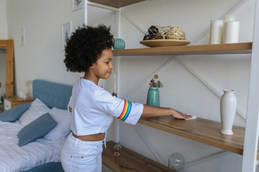 8 Reasons that You Should Give Your Children Chores
